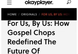 For Us, By Us: How Gospel Chops Redefined The Future Of Drumming