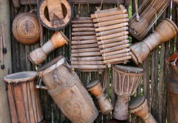 The History of Drums
