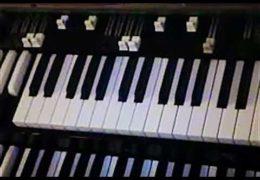 Gospel Organ Lesson with Sylvester Burks