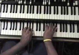 Classic Gospel Organ Lesson with Minister Demetrius Tolefree