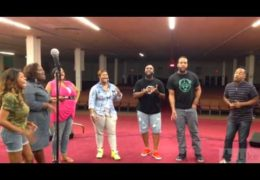 """Gospel Artist: Charles Butler and Trinity """"There Remaineth a Rest"""""""