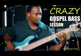 """Free Bass Lesson with Alan """"Snoop"""" Evans"""
