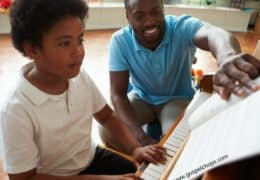 Let's change the 'girls play the flute, boys bash drums' stereotypes