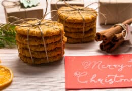 Christmas Snickerdoodle Cookies in 20 Minutes