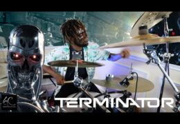 """Xavier Ware Drum Cover of """"Terminator"""" by Shedtracks"""