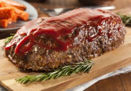 Church Mothers' Amazing Meatloaf Recipe