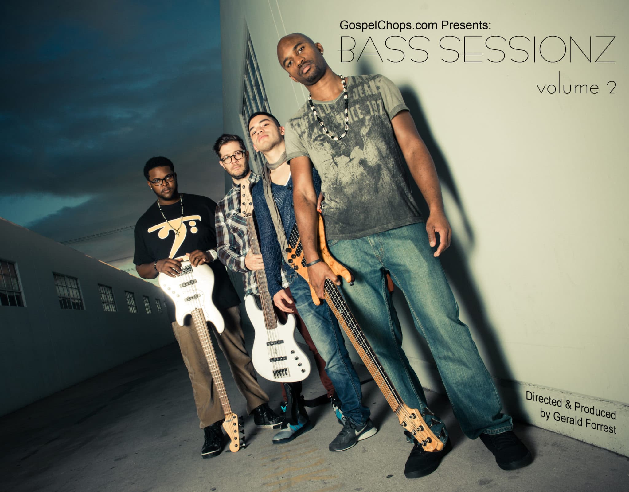 Bass Tribute to Michael Jackson Featured on BASS SESSIONZ VOL. 2