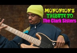 MonoNeon Pays Tribute to The Clark Sisters