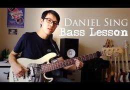 GospelChops Bass Lesson featuring Daniel Sing!