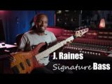 """Introducing the """"J. Raines Signature"""" Bass by MTD"""