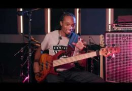 Easy Gospel Bass Lesson with Justin Raines