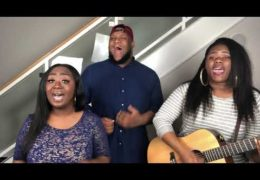 """Gospel Artist: Resound """"From Now On"""" by The Greatest Showman"""