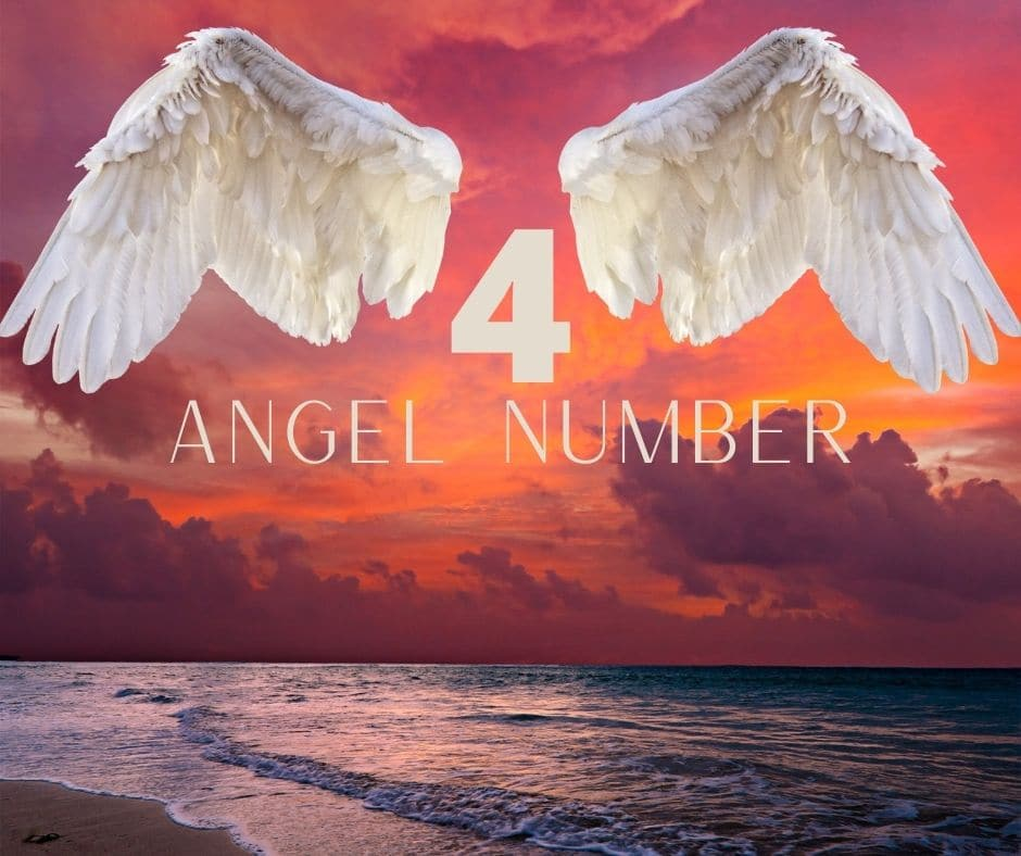 4 angel number