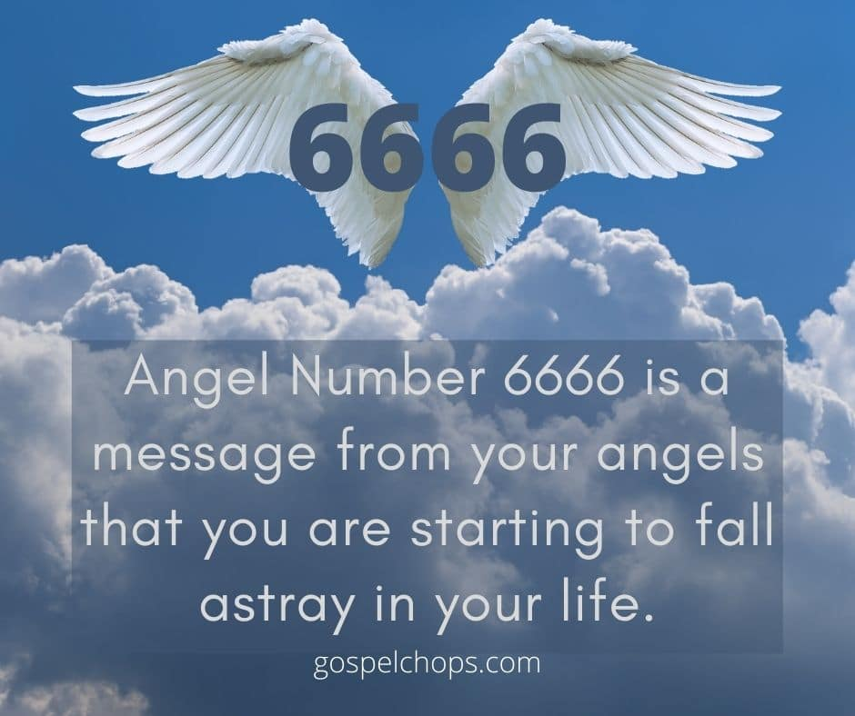 6666 angel number